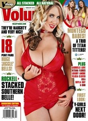 VOLUPTUOUS FEBRUARY 2013 Magazine preview image #1