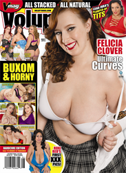 VOLUPTUOUS MAY 2013 Magazine preview image #1