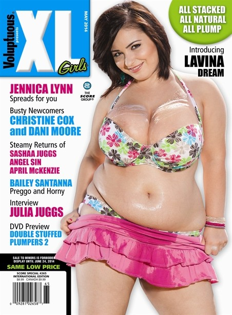 XL GIRLS SP265 Magazine cover image