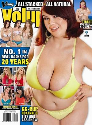 VOLUPTUOUS JUNE 2014