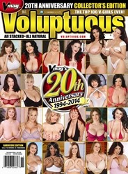 VOLUPTUOUS JULY 2014