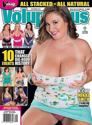 VOLUPTUOUS DECEMBER 2014
