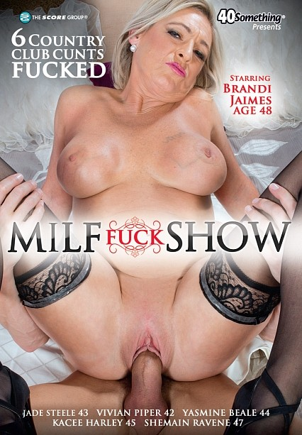 MILF FUCK SHOW DVD cover image