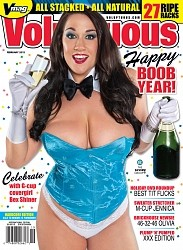 VOLUPTUOUS FEBRUARY 2015 Magazine preview image #1