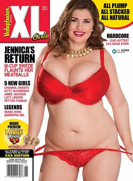 XL GIRLS SP291 Magazine cover image