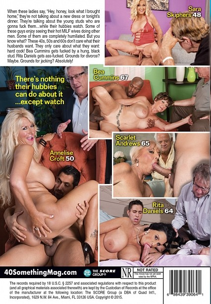 Plus milfs scarlet and the happy cuckold scarlet