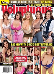 VOLUPTUOUS FEB-MARCH 2016 Magazine preview image #1