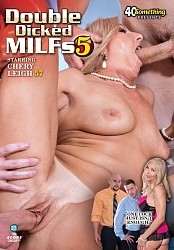 DOUBLE DICKED MILFS 5 DVD preview image #1