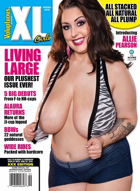 XL GIRLS SP299 Magazine cover image