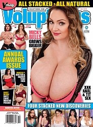 VOLUPTUOUS JULY 2016 Magazine preview image #1