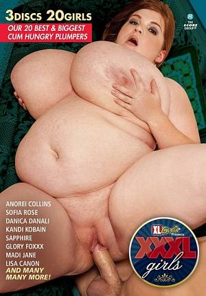 XXXL GIRLS (3 DISC)