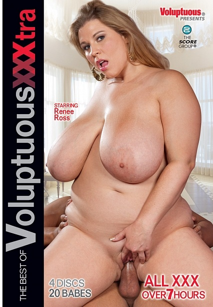 THE BEST OF VOLUPTUOUS XTRA (4 DISC) DVD cover image