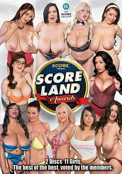 SCORELAND AWARDS (2-DISC) DVD cover image
