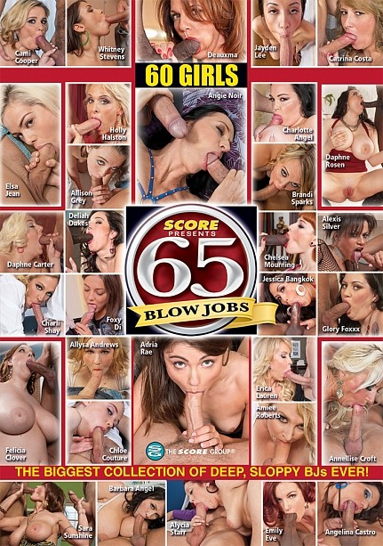 65 BLOW JOBS DVD cover image