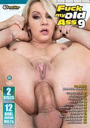 FUCK MY OLD ASS 9 (2 DISC) DVD preview image #1