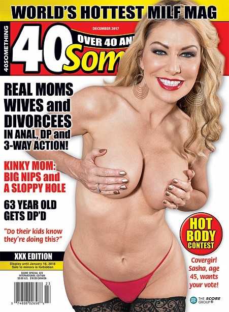 40SOMETHING SP323 Magazine cover image