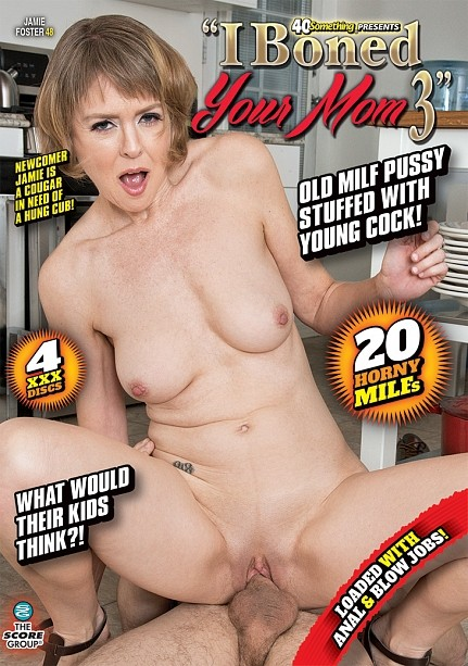 I BONED YOUR MOM 3 (4 DISC) DVD cover image