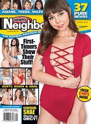 NAUGHTY NEIGHBORS MARCH 2018 Magazine preview image #1