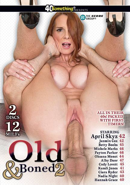 OLD & BONED 2 (2-DISC) DVD cover image