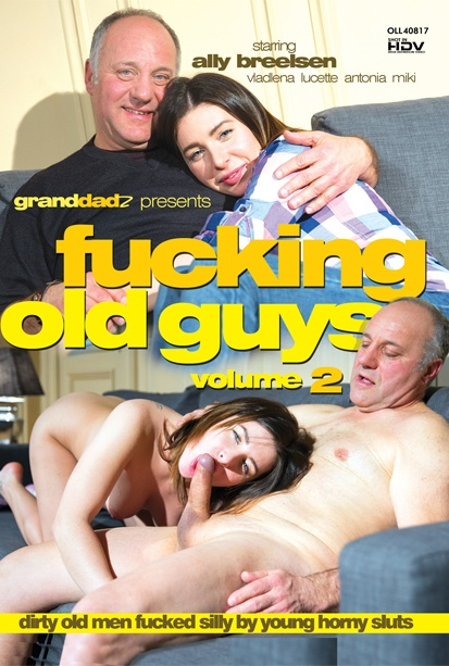 FUCKING OLD GUYS 2 DVD cover image