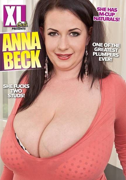 ANNA BECK DVD cover image