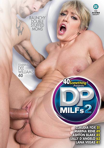 DP MILFS 2 DVD cover image