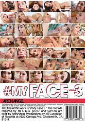 MYFACE VOL 3 DVD preview image #2