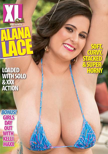 ALANA LACE DVD cover image