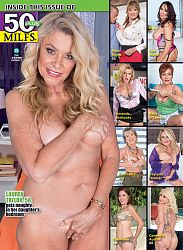 50PLUS MILFS FALL 2018 Magazine preview image #2