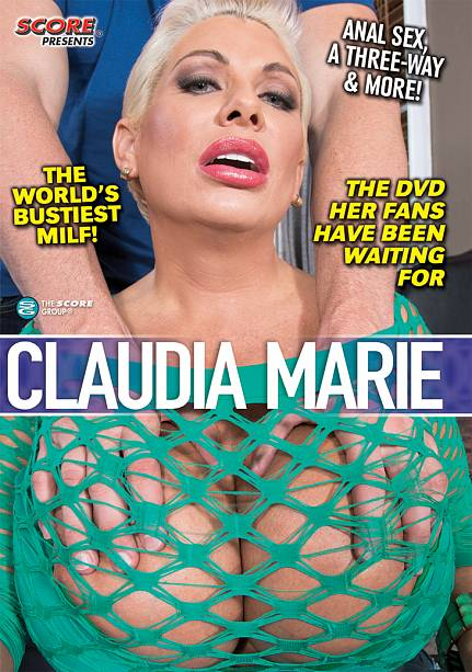 CLAUDIA MARIE DVD cover image