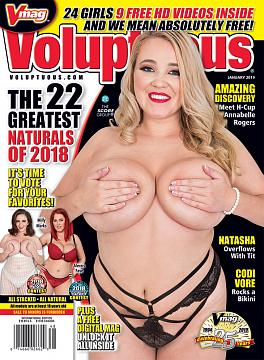VOLUPTUOUS JANUARY 2019
