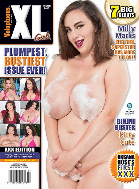 XL GIRLS WINTER 2019 SP337 Magazine cover image