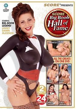 SCORE BIG BOOB HALL OF FAME (2-DISC)