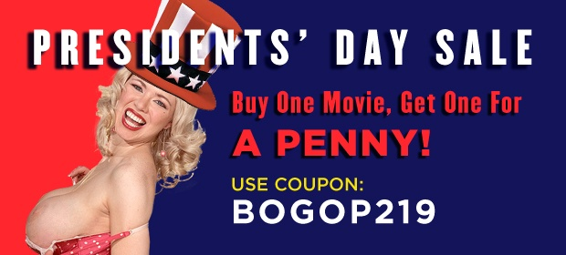 Buy One Movie,  Get One For A Penny!