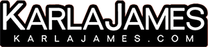Karla James logo