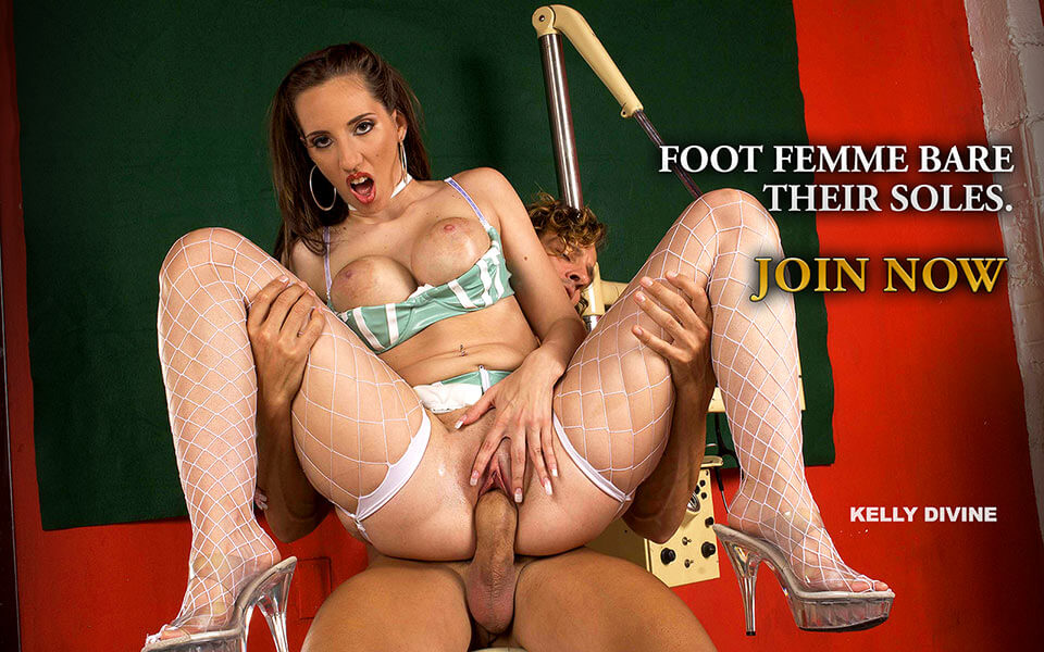 Feet - Join Now!