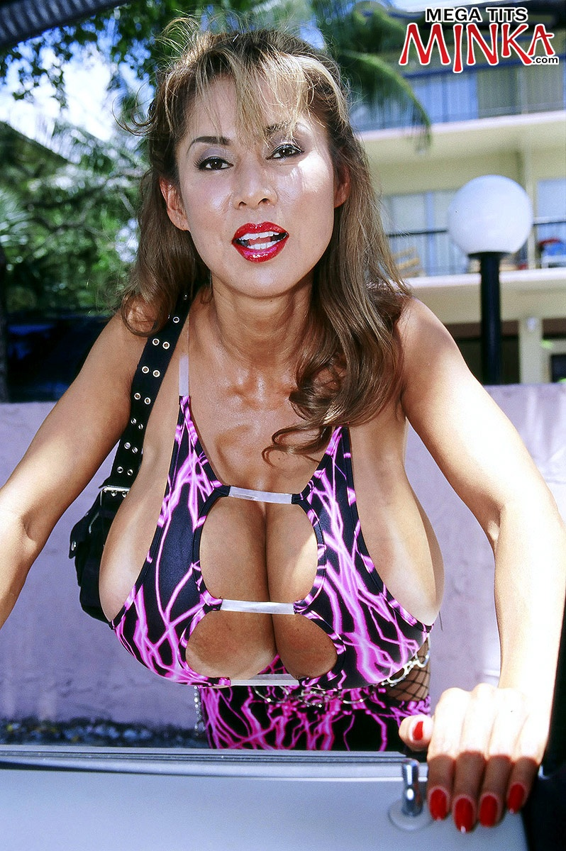 Tit Attack - Minka 80 Photos - Mega Tits Minka-3253