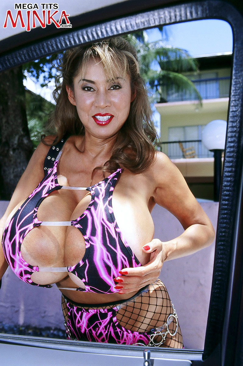 Tit Attack - Minka 80 Photos - Mega Tits Minka-5639
