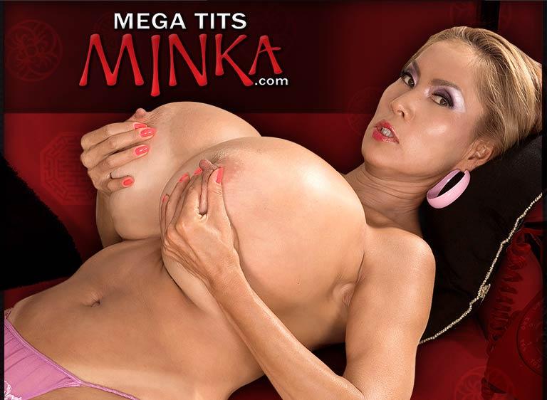 big tit Minka