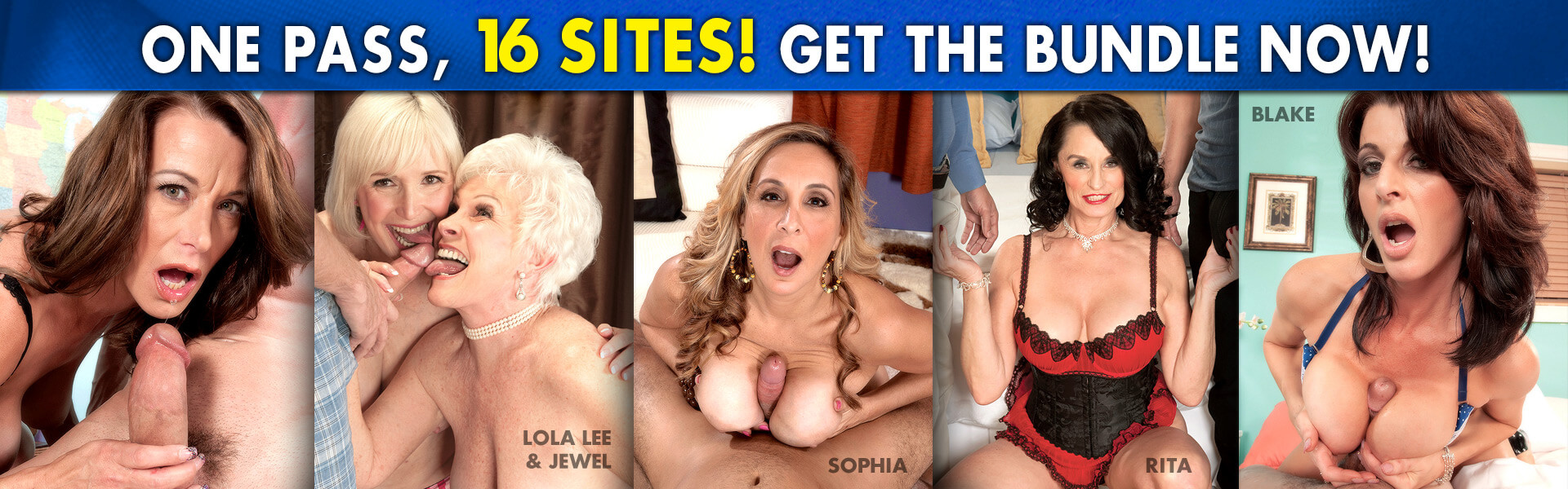 MILF sites - Join Now!