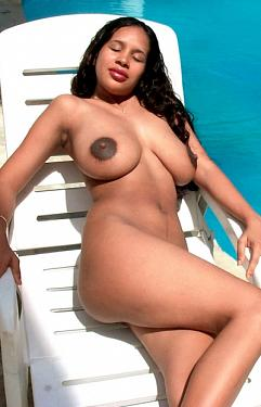 Yanine Diaz -  Big Tits model