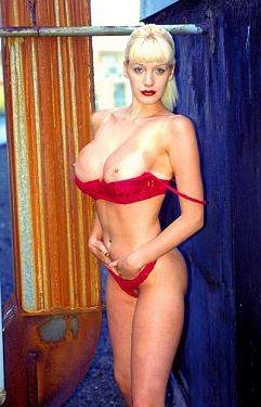 Tammy -  Big Tits model