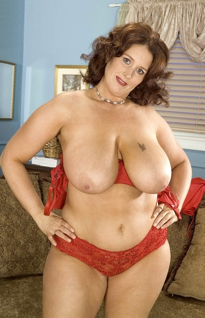 Dusty Rose -  BBW model