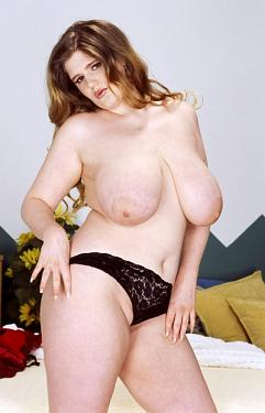 Samantha Kay -  BBW model