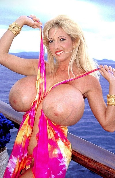 Maxi Mounds -  Big Tits model