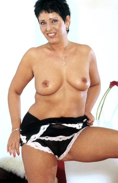 Excellent 40 something dick hungery milf think