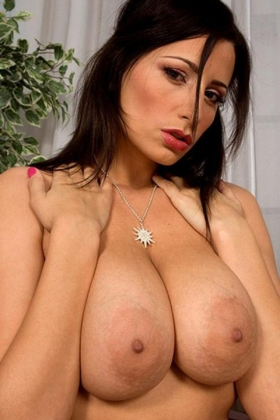 Sensual Jane -  Big Tits model