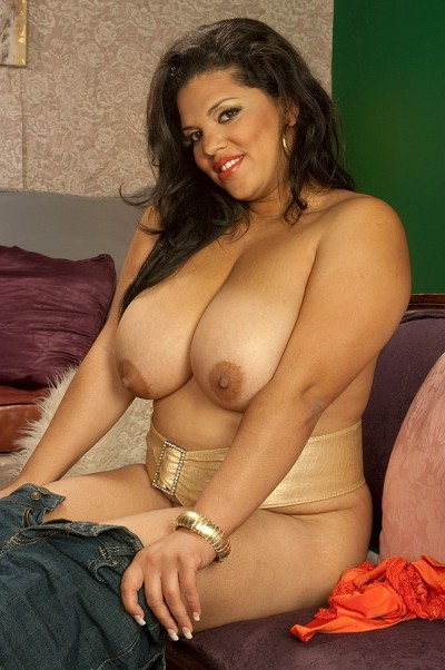 Lady Spyce - BBW model