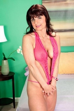 Ginny May - MILF model