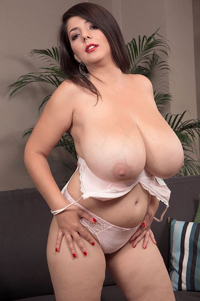 Plus size women with big tits